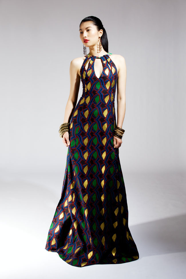 Naana B Launches Spring Summer 2012 Clothing Collection Ciaafrique African Fashion Beauty
