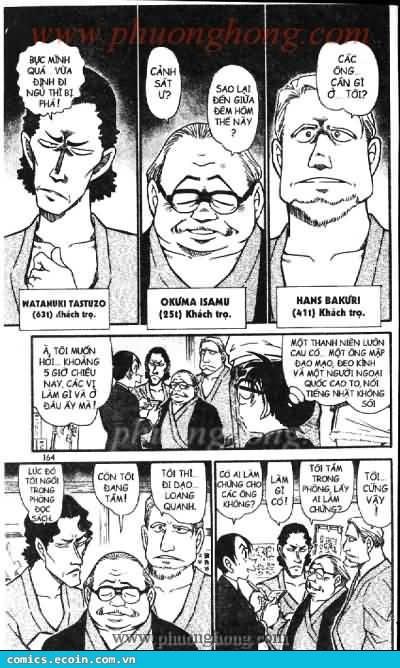 Detective Conan - Thám Tử Lừng Danh Conan chap 542 page 10 - IZTruyenTranh.com