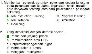 Contoh Soal Latihan Entrepreneurship pertemuan 6 BSI