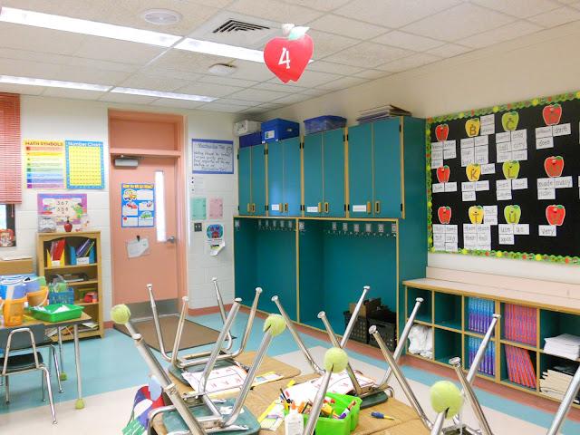 Apple Classroom Decor : An apple a day linky party classroom decor