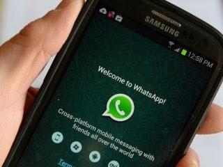 Un mensaje puede tumbar a Whatsapp