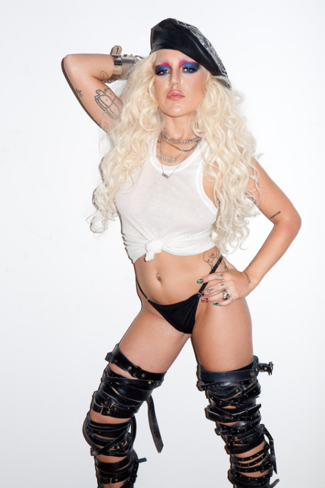Brooke Candy by Terry Richardson