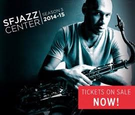 SFJAZZ 2014-15 Season