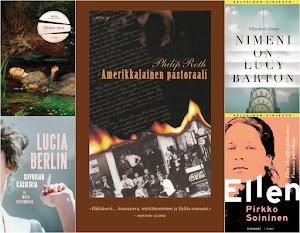 Vuoden 2018 parhaat kirjat Leena Lumissa