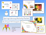 Spring Literacy/Activity Packet