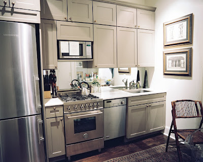 modern small kitchen for your home