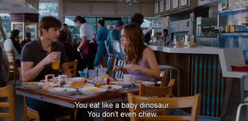 Eat Like A Baby Dinosaur