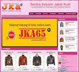 web toko onlione
