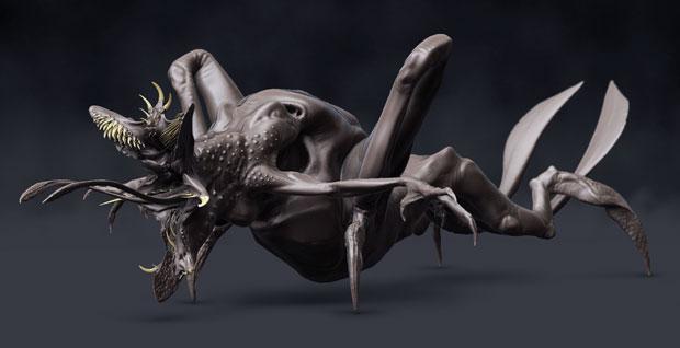 """""""SUPER 8, CLOVERFIELD & AVATAR"""" Monster Designer NEVILLE ..."""