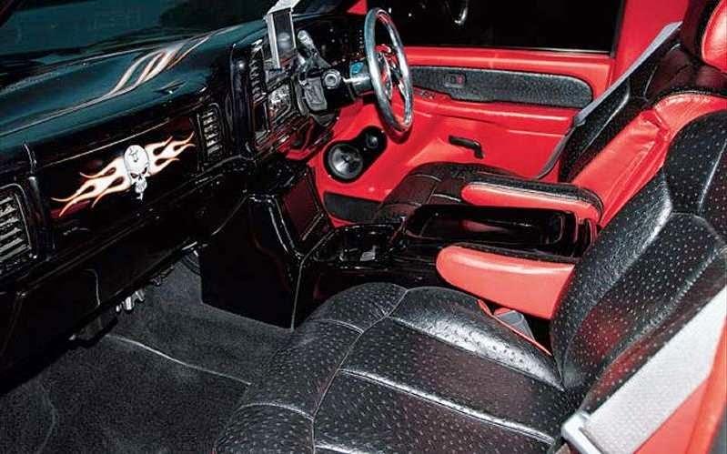 2001 Chevy Silverado Interior Images