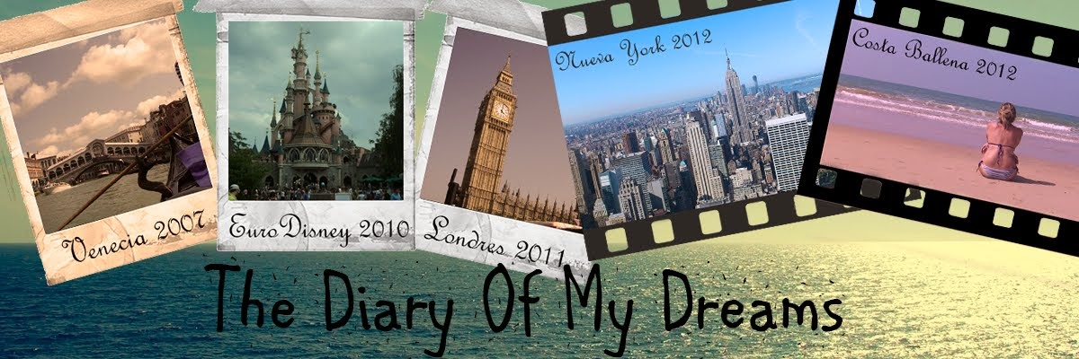 The Diary of My Dreams
