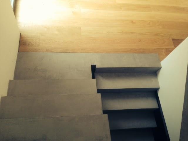 Beton Cire Treppe beton cire oberflächen in beton look betontreppen beschichtung l