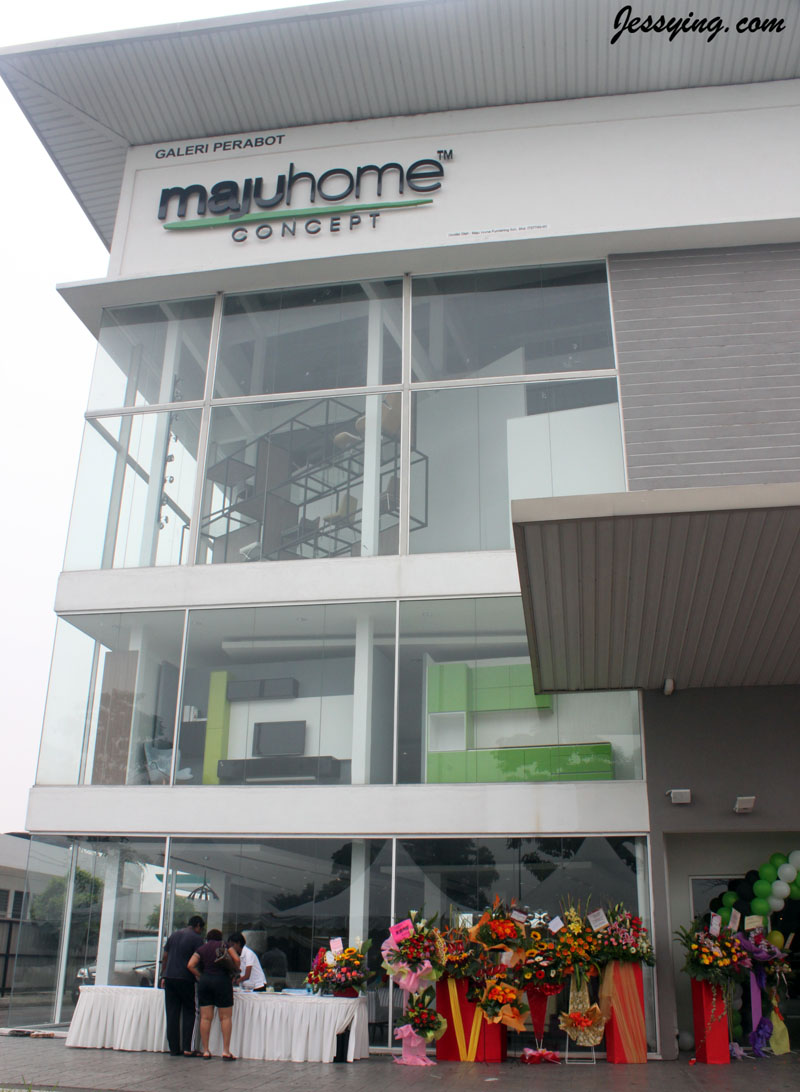 Charming Maju Home Concept, A 3 Storey One Stop Furniture Mall Is Now Opened USJ!