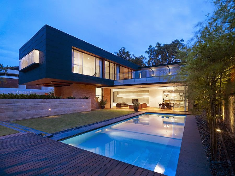 megatruss global gambar rumah minimalis paling bagus