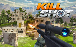 Screenshots of the KIll Shot for Android tablet, phone.