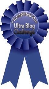 Ultra Blog Challenge