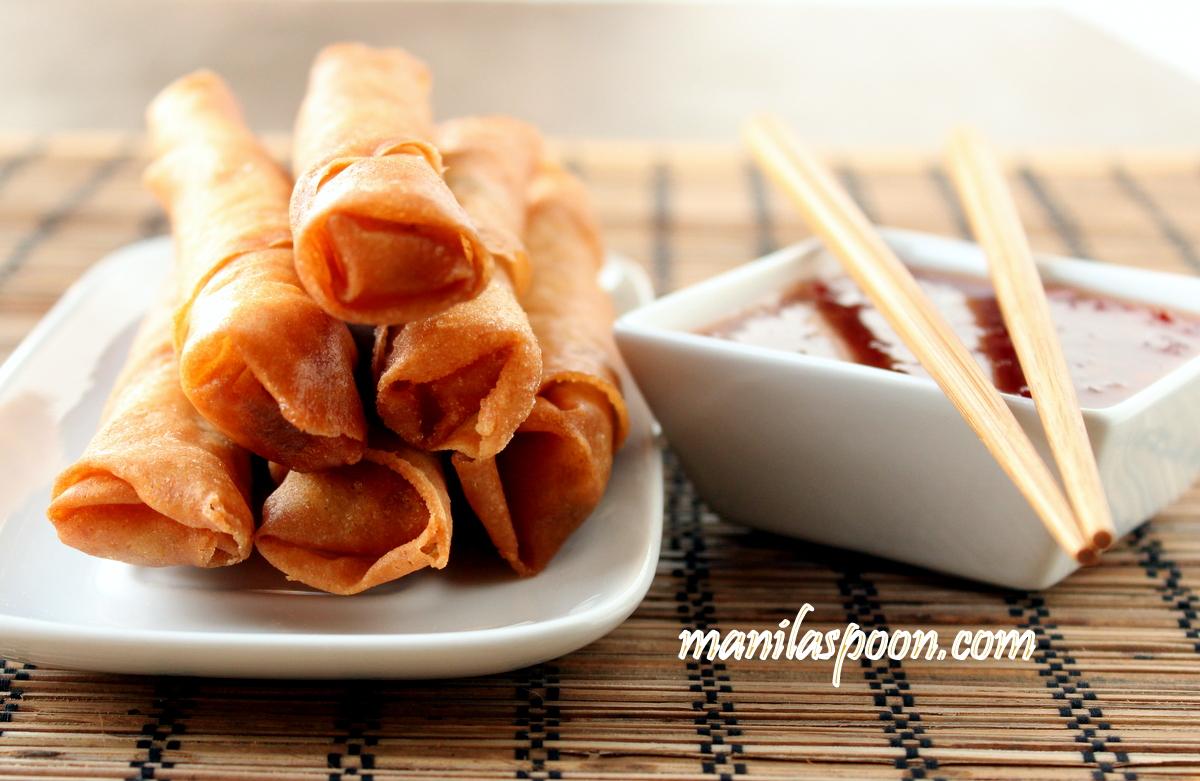 Lumpia Shanghai Recipe — Dishmaps