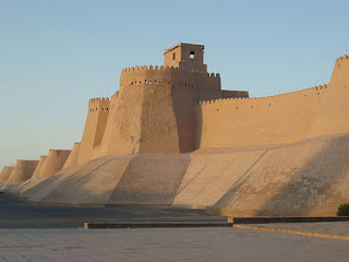 Kota itchan kala (Uzbekistan)