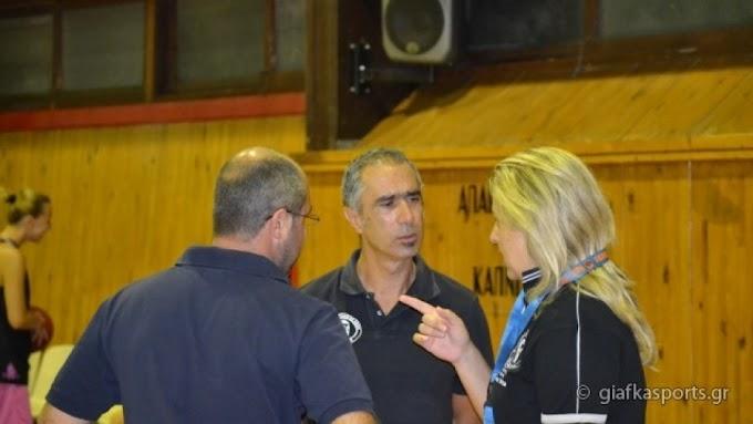 Καπλανίδης: «Να είμαστε έτοιμοι αγωνιστικά στην πρεμιέρα»
