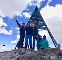 WE HIKED TOUBKAL!