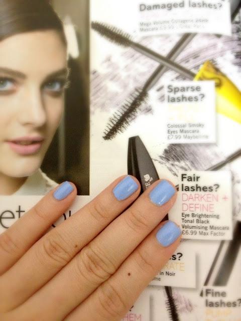 Nail Color of the Week: Essie Bikini So Teeny