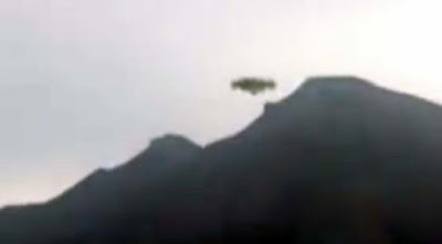 The UFO in Brazil was believed to be the same UFO spotted in La Paz Bolivia