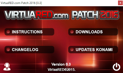 Patch PES 2016 Terbaru dari VirtuaRED Patch 0.3 + FIX