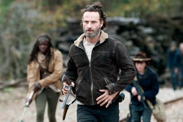"""4x16 """"A"""" de The Walking Dead"""
