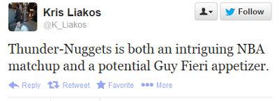 Guy Fieri Funny Tweet