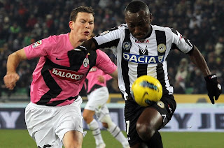 Resultado Partido Udinese Vs Juventus
