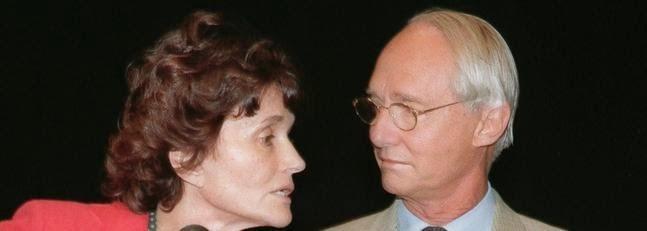 S.A.R. doña María Teresa y S.M.C. don Carlos Hugo I