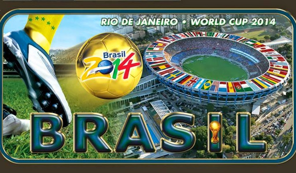 Fifa Football World Cup 2014 HD Wallpaper
