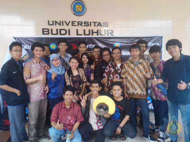 Software Freedom Day 2014 Indonesia - Budi Luhur University