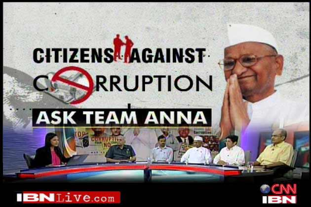 JAN LOKPAL BILL & ANNA HAZARE: June 2011