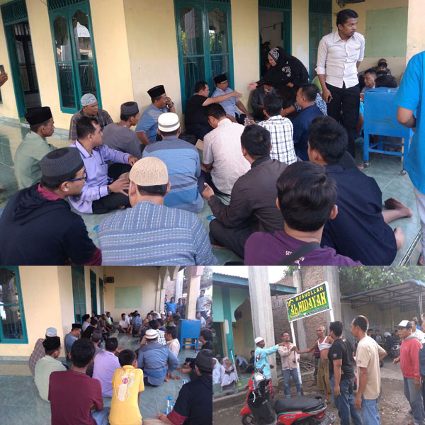 Kapolres Belawan Pimpin Musyawarah Penyelesaian Sengketa Rumah Ibadah