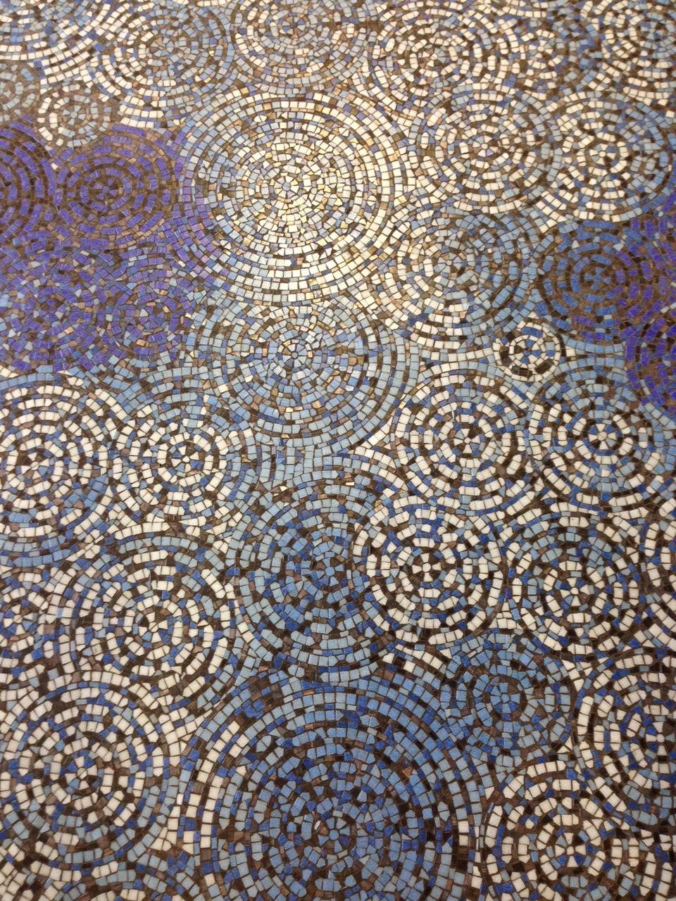 Laticrete australia conversations gorgeous mosaic art for Mosaic painting meaning