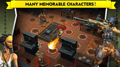 Download AntiSquad Tactics Premium v2.00 Mod Apk