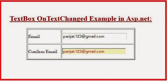 Asp.net TextBox OnTextChanged Event