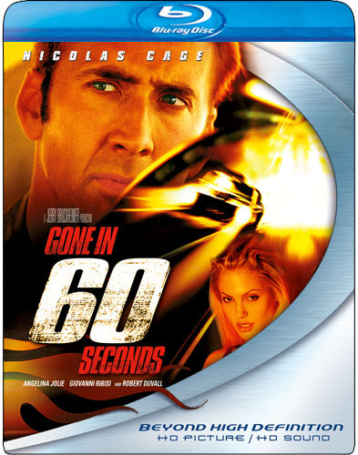 Gone in Sixty Seconds (2000) DVDRip XviD