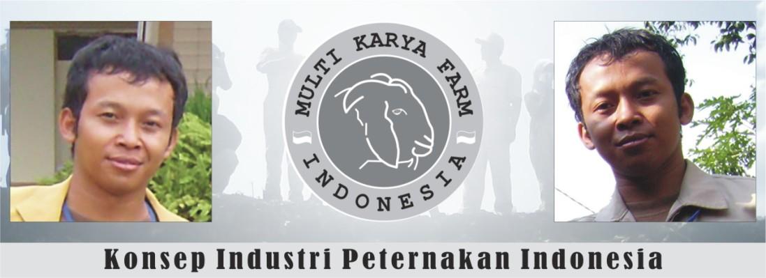 Konsep Industri Peternakan Indonesia