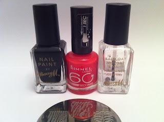 rimmel nail polish