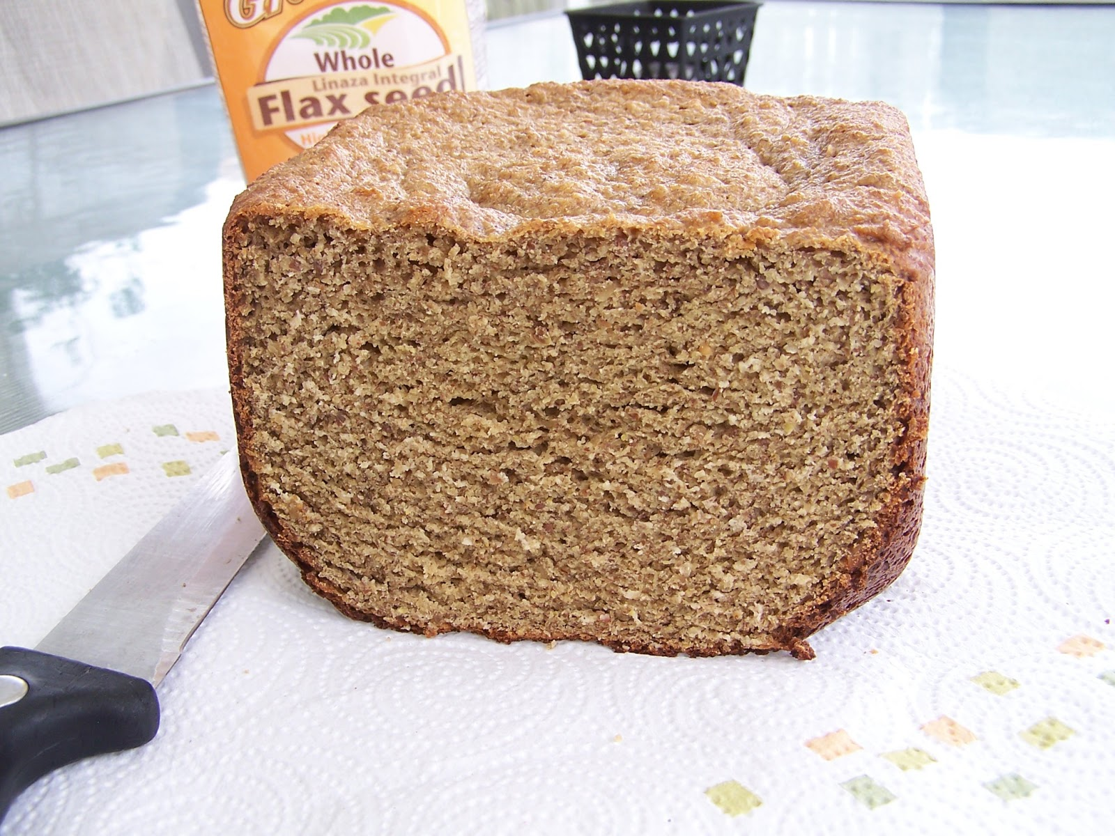 low carb bread in bread machine
