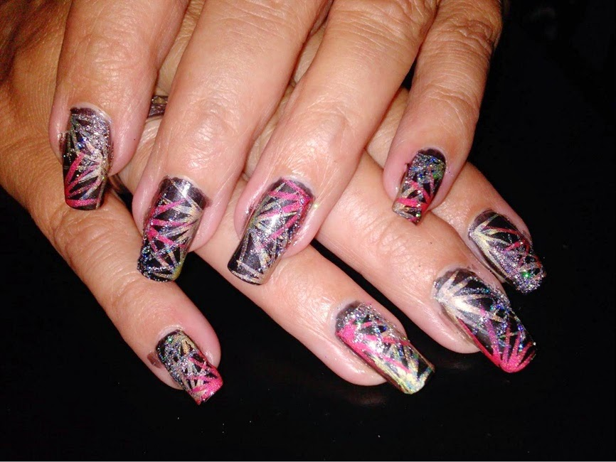 Cool Cute Acrylic Nail Designs: Creative Nail Design