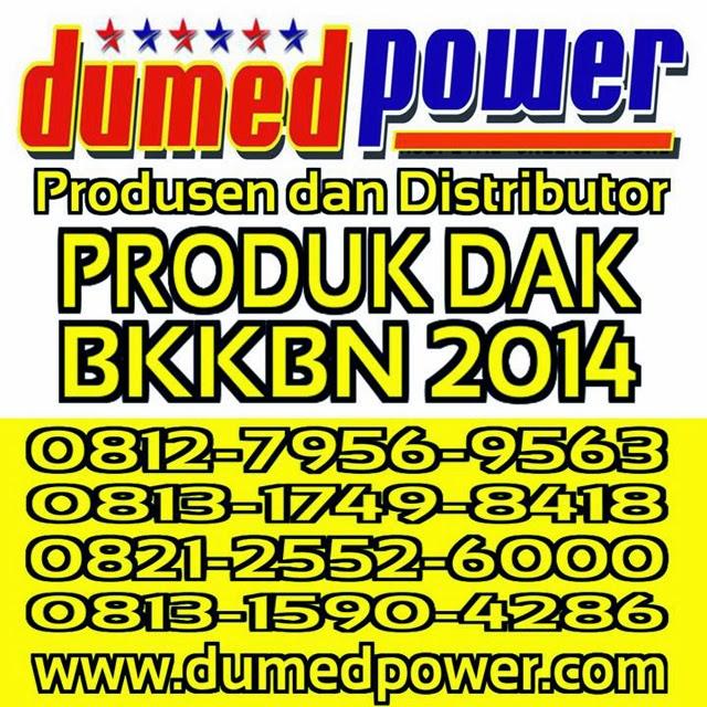 Brosur Produk Juknis DAK BKKBN 2014