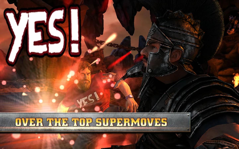 WWE Immortals v1.0.0 Mod