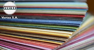 Tkaniny na roletki materiałowe - wybór kolorów Vertex