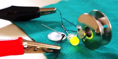 transistor serat kapas