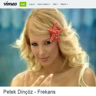vimeo com - petek dinçöz - frekans