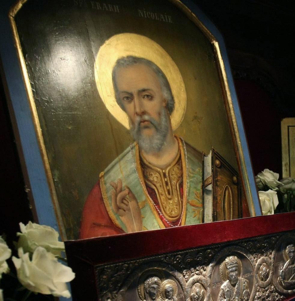 Sfântul mare ierarh Nicolae