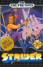 Strider (Genesis, 1990)